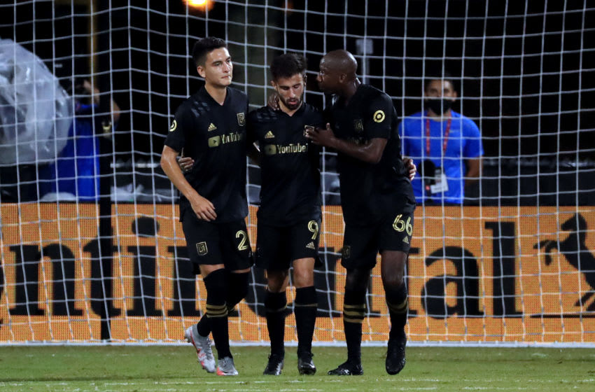 Seattle Sounders, MLS, LAFC, Diego Rossi (Photo by Mike Ehrmann/Getty Images)