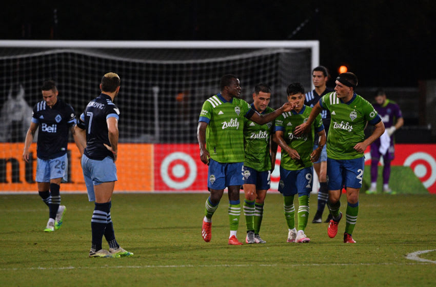 Seattle Sounders (Photo by Mark Brown/Getty Images)