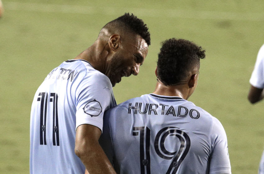 Sporting KC (Photo by Bob Levey/Getty Images)