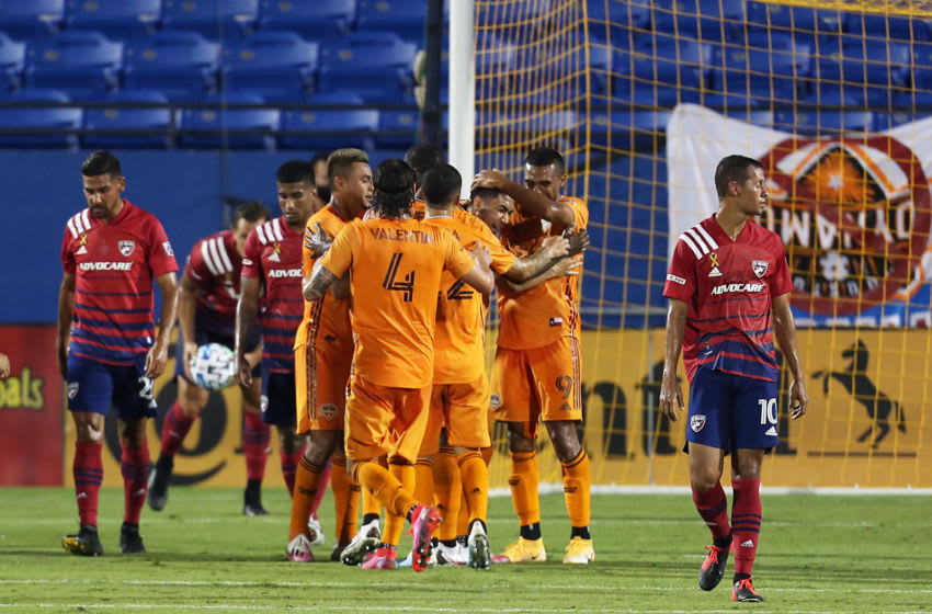 Houston Dynamo (Photo by Omar Vega/Getty Images)
