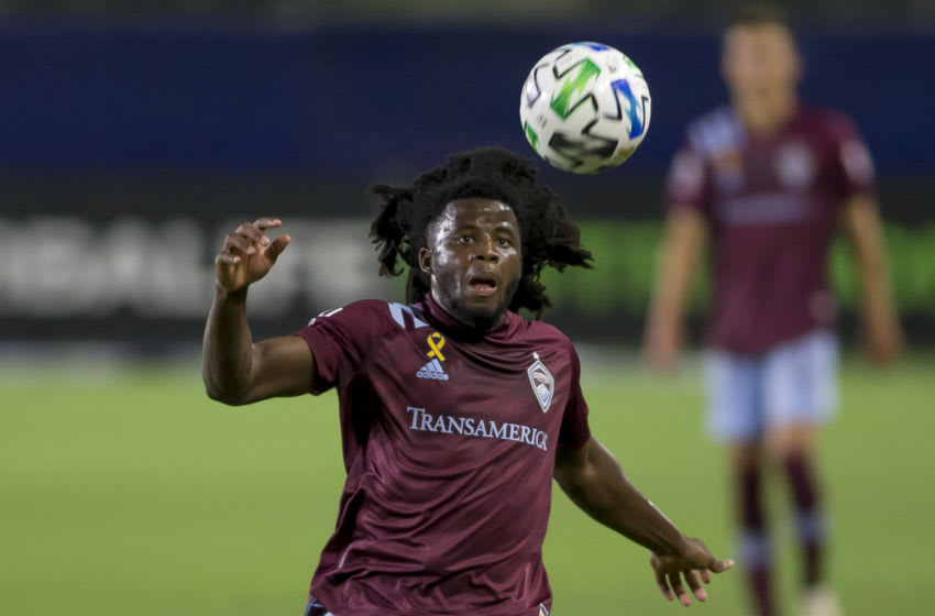 Colorado Rapids (Photo by Michael Janosz/ISI Photos/Getty Images)