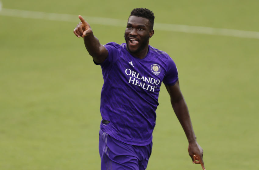 Orlando City, Daryl Dike (Photo by Michael Reaves/Getty Images)