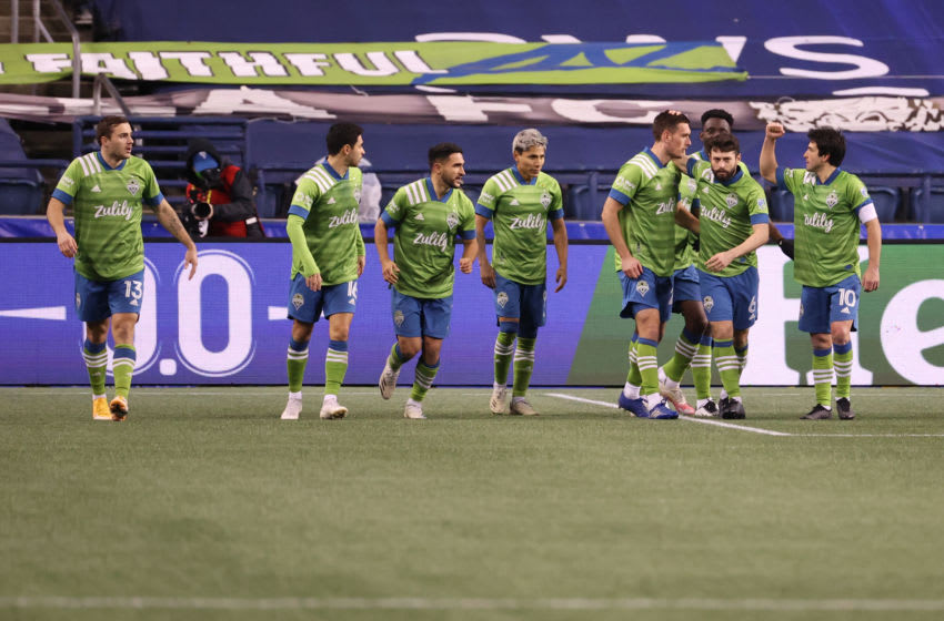 Seattle Sounders (Photo by Abbie Parr/Getty Images)