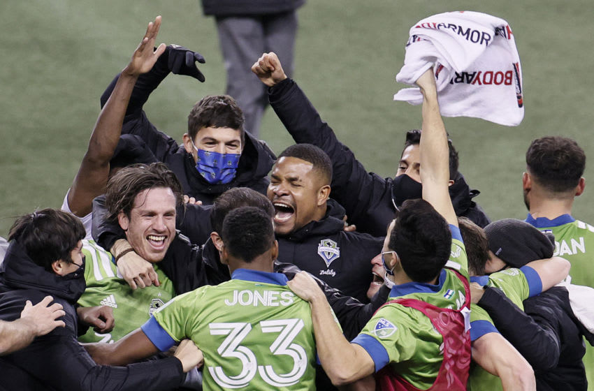 Seattle Sounders (Photo by Steph Chambers/Getty Images)
