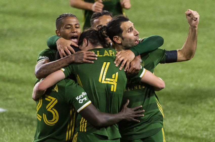 MLS Cup. Mandatory Credit: Troy Wayrynen-USA TODAY Sports