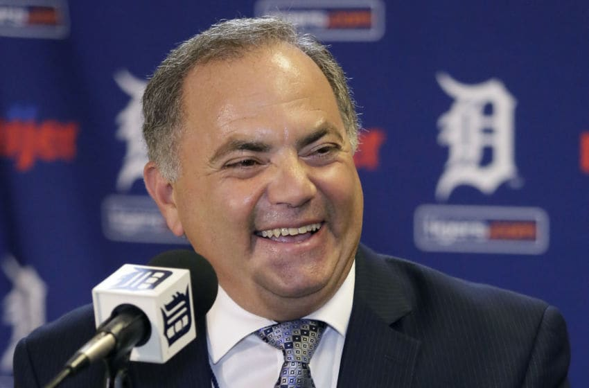 Al Avila, Detroit Tigers (Photo by Duane Burleson/Getty Images)