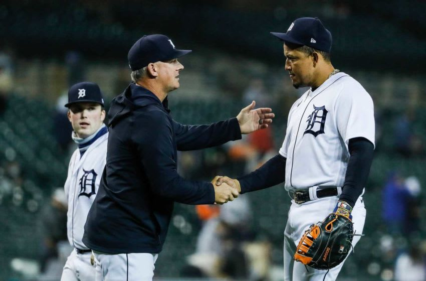 Through May 16, 2021, AJ Hinch and Miguel Cabrera have combined for 3,092 hits in the majors. One of them MIGHT have contributed more to that total than the other.