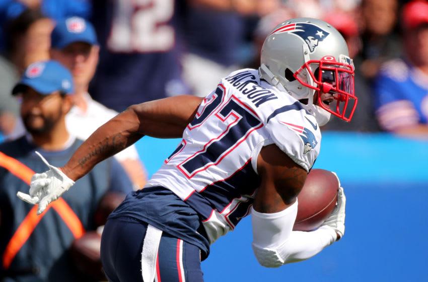 Patriots CB JC Jackson (Photo by Brett Carlsen/Getty Images)