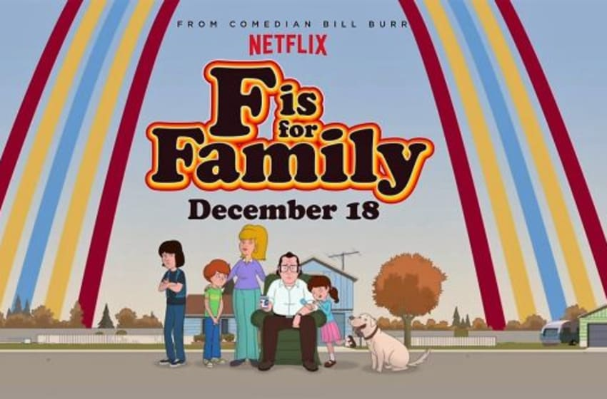 Credit: F is for Family - Netflix