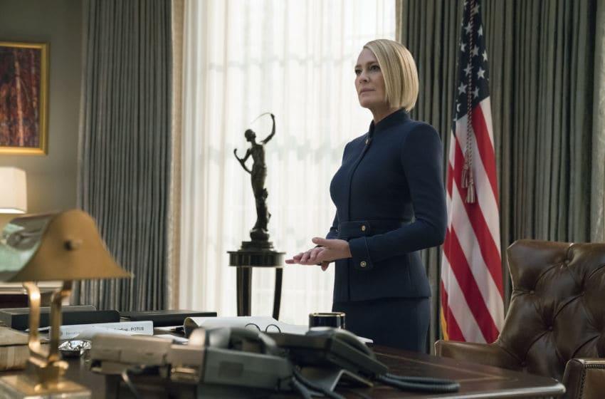 Credit: House Of Cards season 6 - David Giesbrecht/Netflix