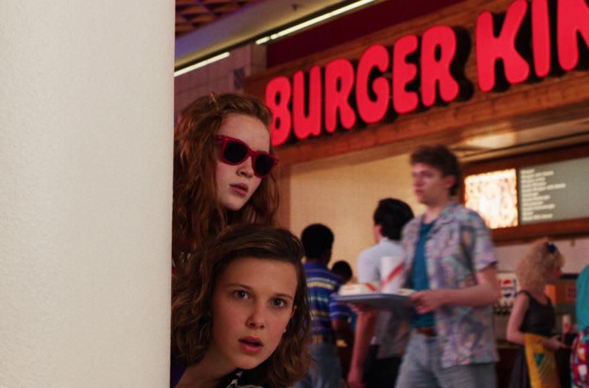 Stranger Things - Credit: Netflix