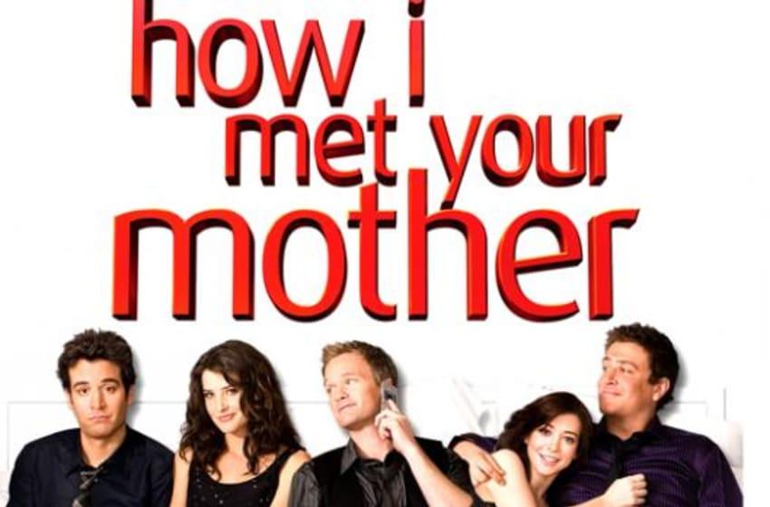 Credit: How I Met Your Mother - CBS