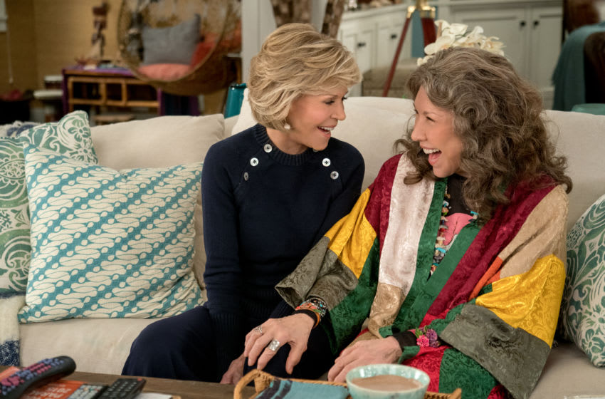 Grace And Frankie - Credit: Ali Goldstein / Netflix