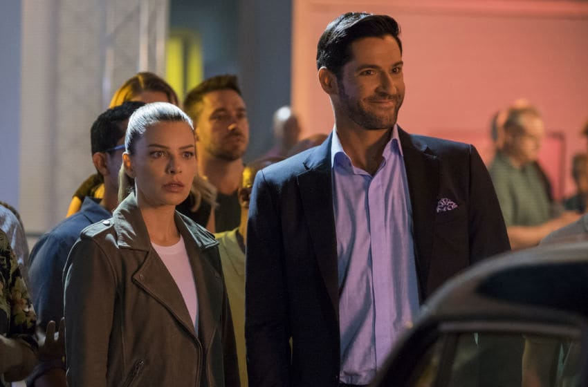 Lucifer on Netflix via Media Center