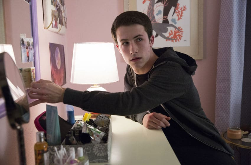 13 Reasons Why - Credit: Beth Dubber/Netflix