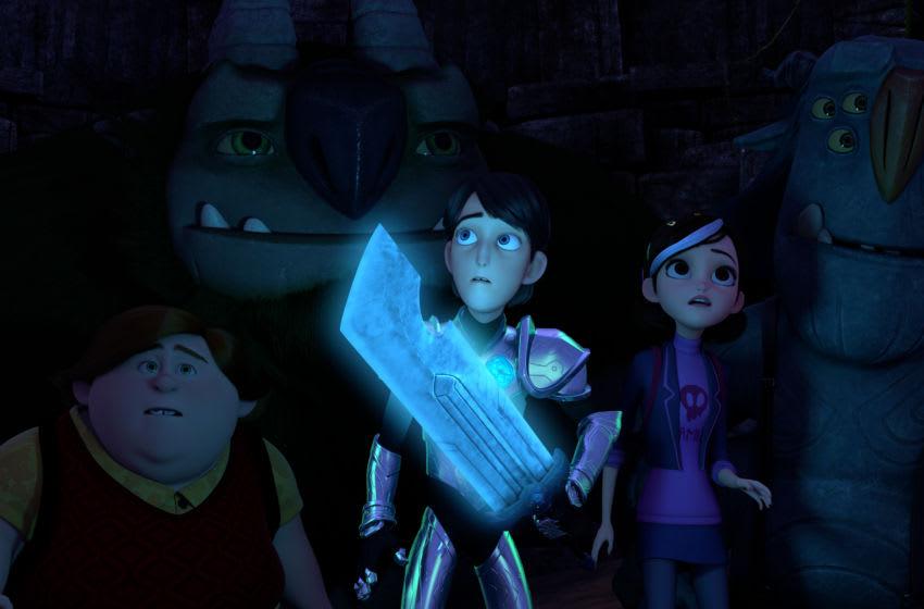 Trollhunters: Tales of Arcadia: Credit: Netflix