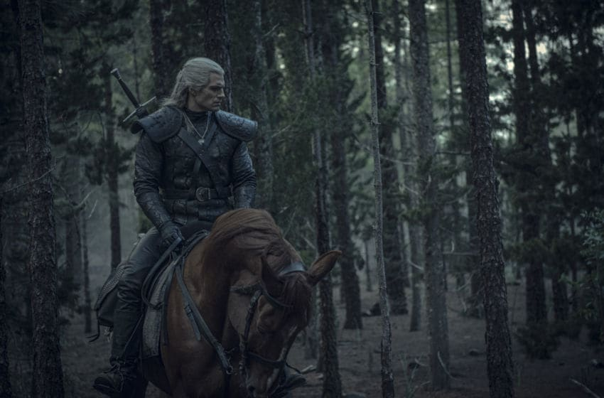 The Witcher - Credit: Katalin Vermes
