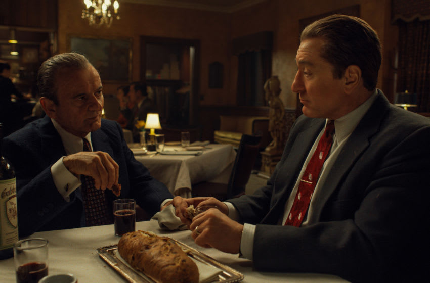 Netflix movies - The Irishman (Robert De Niro). © 2019 Netlfix US, LLC. All rights reserved.