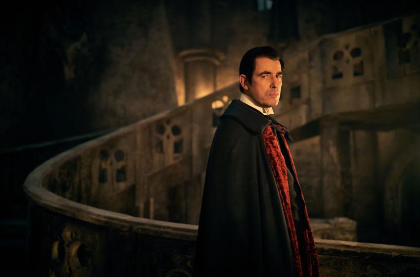 Photo: Dracula.. Image Courtesy Robert Viglasky/Netflix