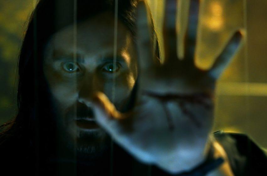 Dr. Michael Morbius (Jared Leto) in Columbia Pictures' MORBIUS.