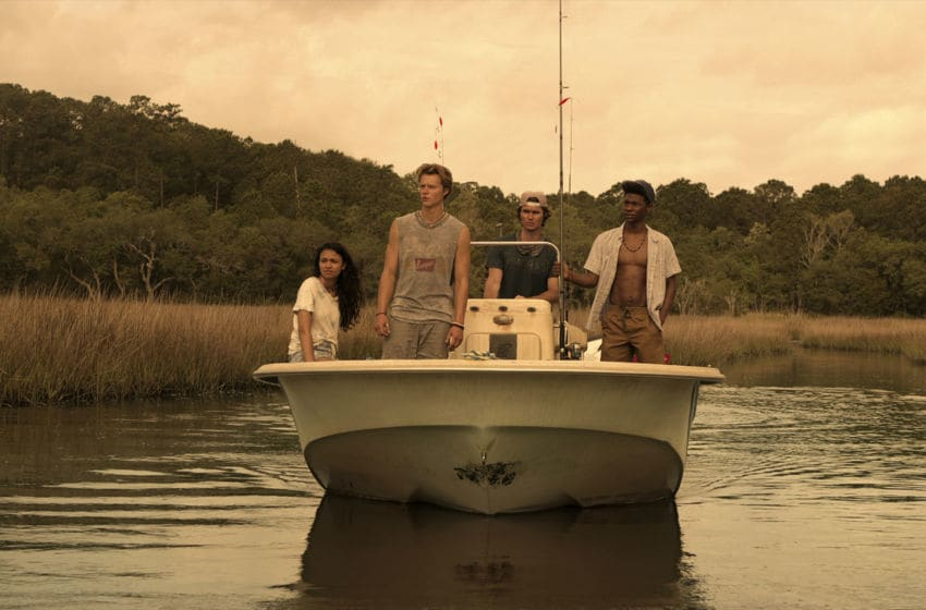 Outer Banks Season 1. Courtesy of Netflix