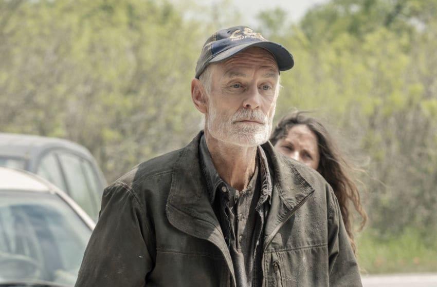 Matthew George Frewer as Logan - Fear the Walking Dead _ Season 5, Episode 9 - Photo Credit: Van Redin/AMC
