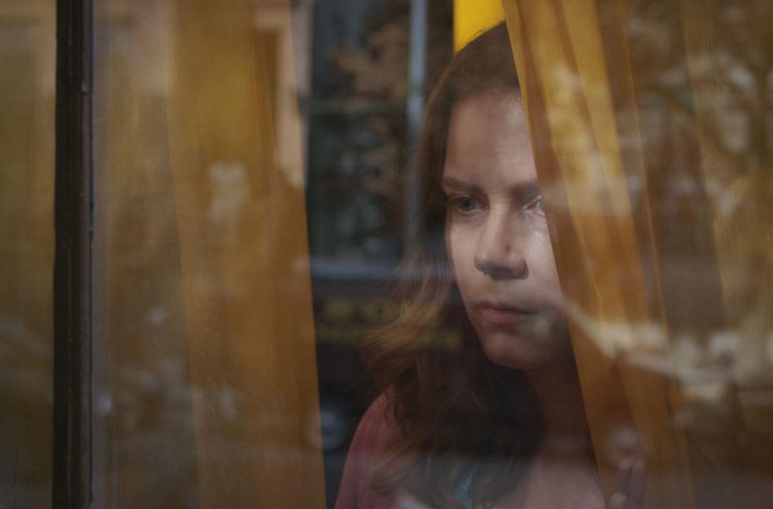 "Amy Adams in ""The Woman In The Window."" Image Courtesy: Twentieth Century Fox"