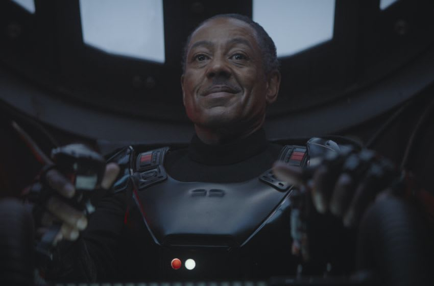 Mof Gideon (Giancarlo Esposito) in THE MANDALORIAN, exclusively on Disney+