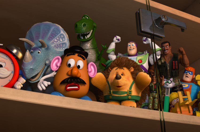 TOY STORY OF TERROR - Disney•Pixar's first special for television,