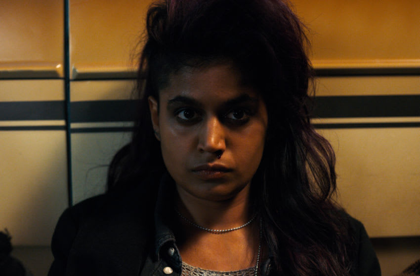 Kali on Stranger Things, photo courtesy Netflix