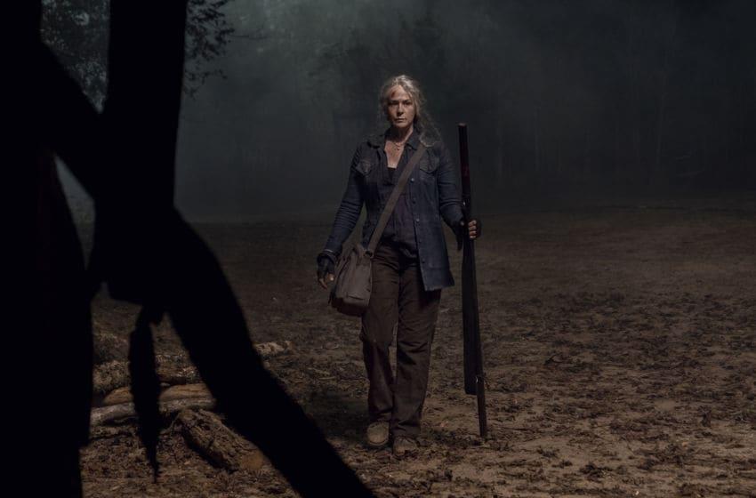 Melissa McBride as Carol Peletier - The Walking Dead _ Season 10, Episode 14 - Photo Credit: Jace Downs/AMC