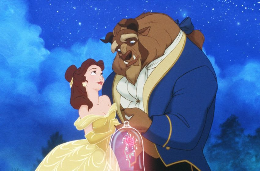 BEAUTY AND THE BEAST - The classic fairy tale turned motion picture,