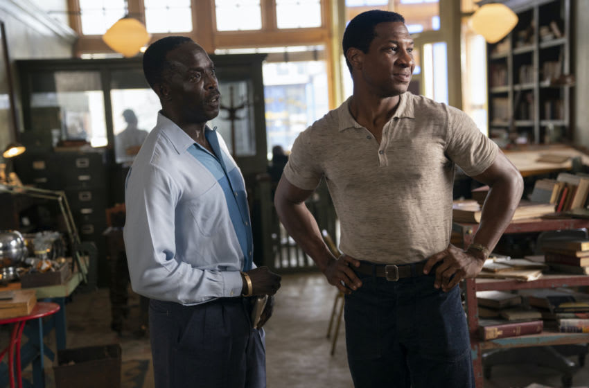 Michael K. Williams and Jonathan Majors in Lovecraft Country Season 1, Episode 4 - Photograph by Eli Joshua Ade/HBO