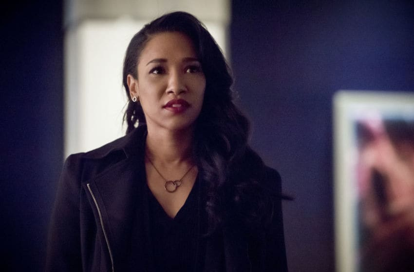 Candice Patton as Iris West-Allen in The Flash -- Photo: Dean Buscher/The CW -- © 2020 The CW Network, LLC. All rights reserved