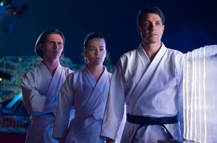 Cobra Kai - Photo Credit: Guy D'Alema/Sony Pictures Television.
