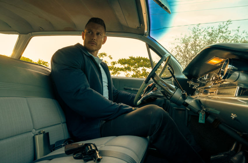 THE UMBRELLA ACADEMY TOM HOPPER as LUTHER HARGREEVES in THE UMBRELLA ACADEMY Cr. CHRISTOS KALOHORIDIS/NETFLIX © 2020