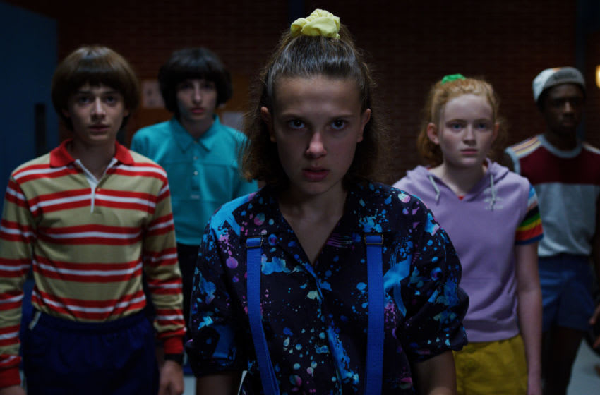 Stranger Things Image courtesy of Netflix.