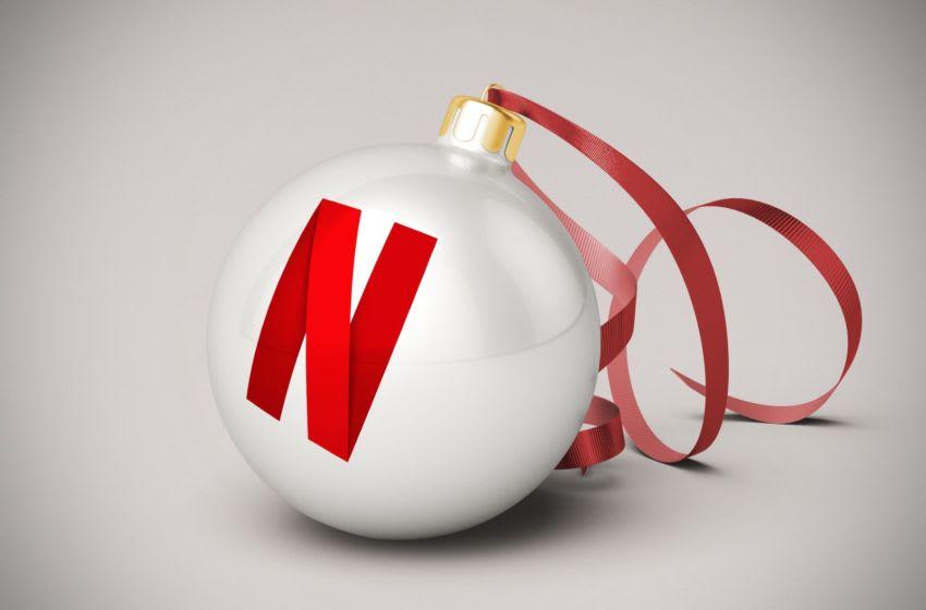 Netflix Christmas - Credit: Netflix