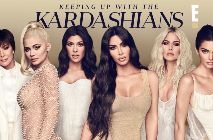 KEEPING UP WITH THE KARDASHIANS -- Pictured: