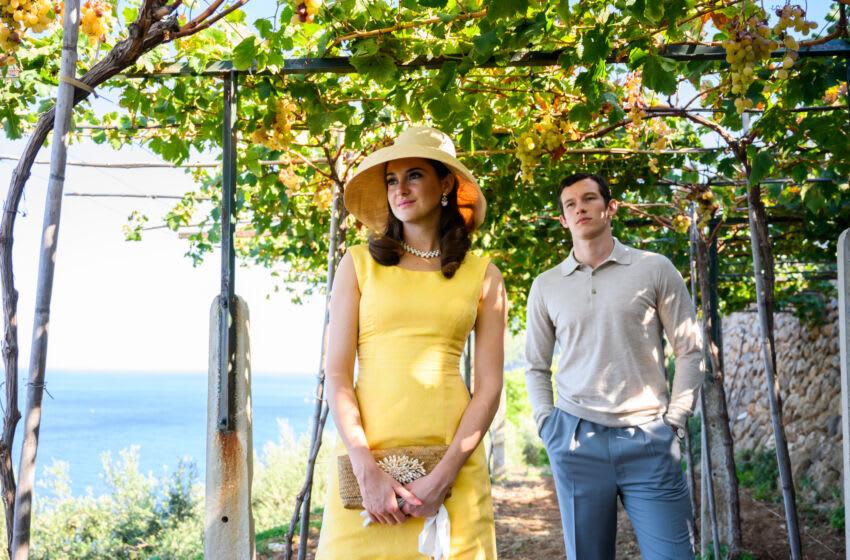 Última carta de tu amante (2021): Shailene Woodley como Jennifer Stirling, Callum Turner como Anthony O'Hare