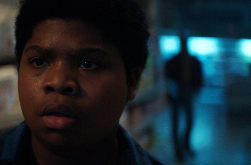 FEAR STREET PART 1: 1994 - (Pictured) BENJAMIN FLORES JR. as JOSH. Cr: Netflix © 2021