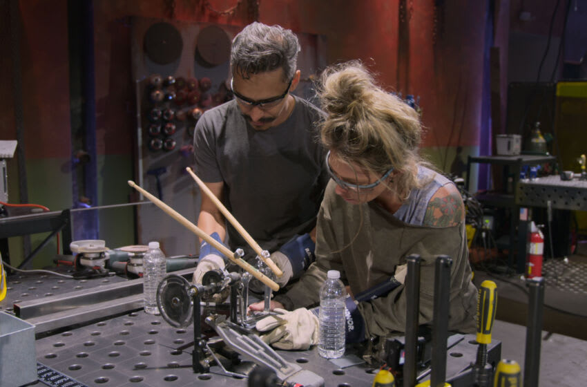 """Metal Shop Masters: Season 1, Episode 4 """"The Sound of Music"""