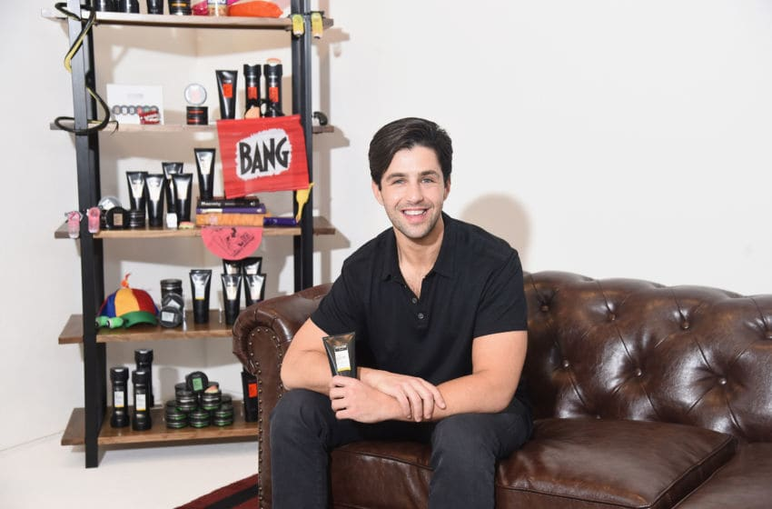 NEW YORK, NY - MARCH 06: Josh Peck attends the AXE Hair Instagroom Studio at Spring Studios on March 6, 2017 in New York City. (Photo by Michael Loccisano/Getty Images for AXE)
