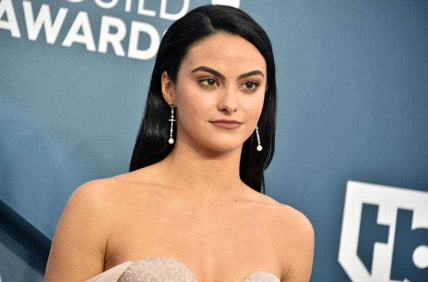 LOS ANGELES, CALIFORNIA - JANUARY 19: Camila Mendes attends the 26th Annual Screen ActorsGuild Awards at The Shrine Auditorium on January 19, 2020 in Los Angeles, California. 721430 (Photo by Gregg DeGuire/Getty Images for Turner)