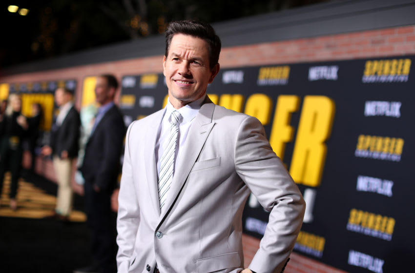 WESTWOOD, CALIFORNIA - FEBRUARY 27: Mark Wahlberg attends the Netflix Premiere Spenser Confidential at Westwood Village Theatre on February 27, 2020 in Westwood, California. (Photo by Joe Scarnici/Getty Images for Netflix)