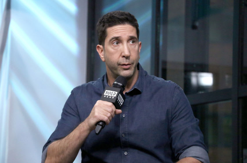 David Schwimmer provides new update on when the Friends reunion will be filmed