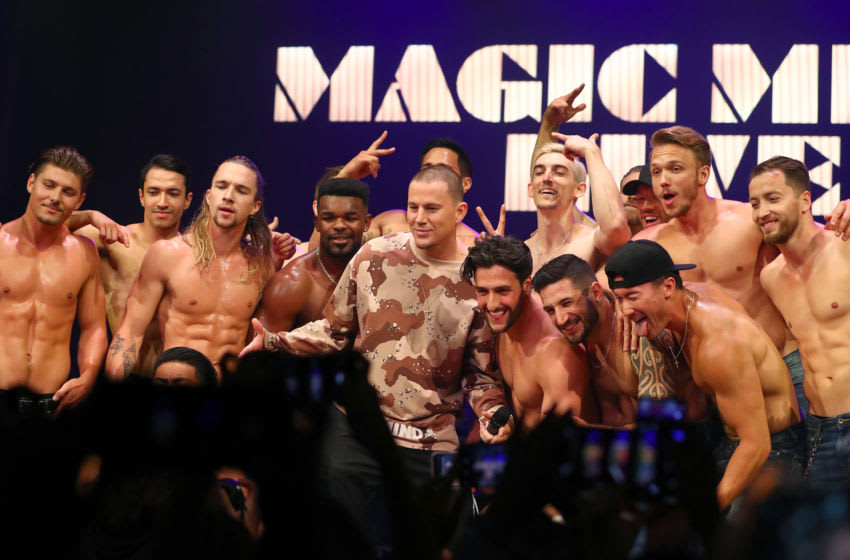 Magic Mike (Photo by Kelly Defina/Getty Images)