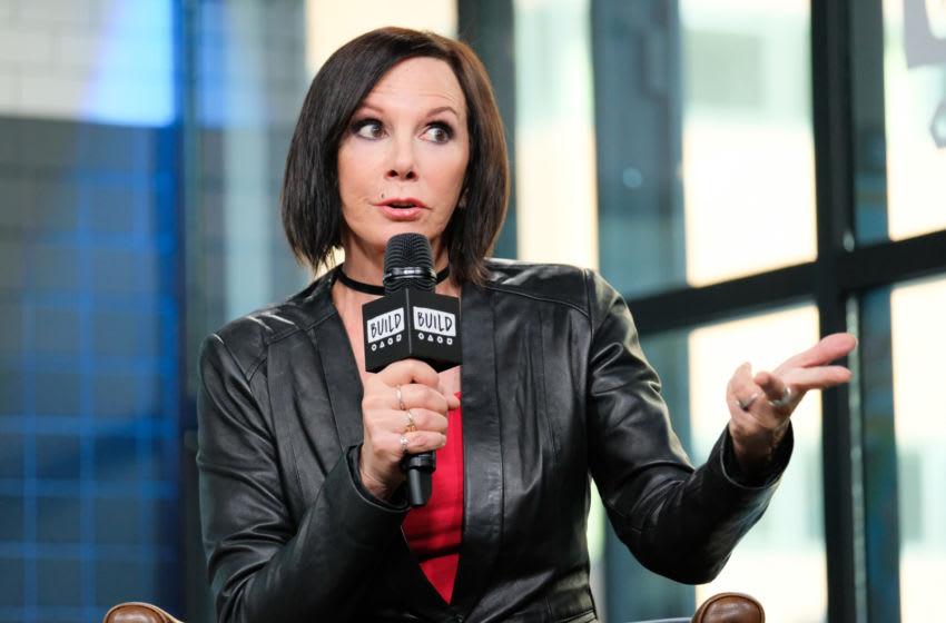 NEW YORK, NY - MARCH 15: Prosecutor & TV correspondent Marcia Clark of