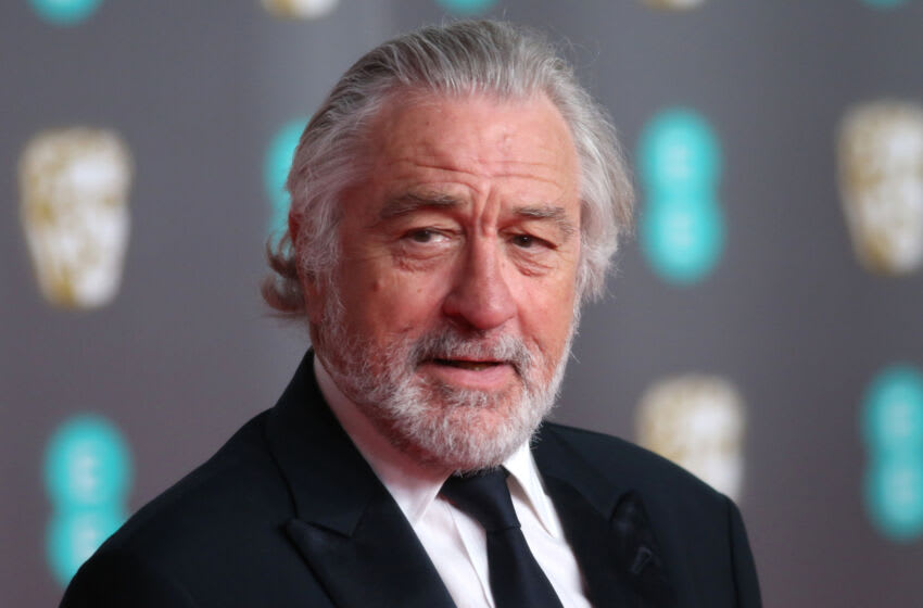LONDON, ENGLAND - FEBRUARY 02: Robert De Niro attends the EE British Academy Film Awards 2020 at Royal Albert Hall on February 02, 2020 in London, England. (Photo by Lia Toby/Getty Images)