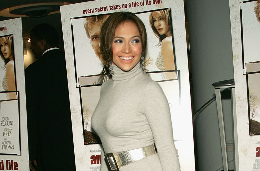 NEW YORK - SEPTEMBER 07: Actress Jennifer Lopez attends the premiere of